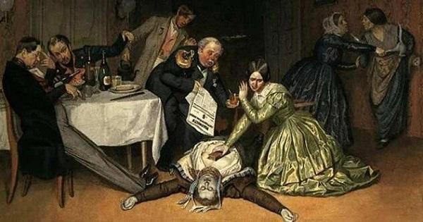 از میان هفت شیوع وبا، سومین شیوع که ۸ سال طول کشید، مرگآورترین بود.
