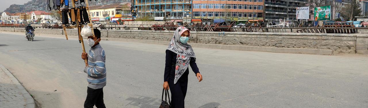روزنگاری کرونا ویروس در افغانستان(۱۳)؛ ازتشدید قیودات رفت و آمد تا توقف بازدید خانوادهها از مراکز اصلاح و تربیت کودکان