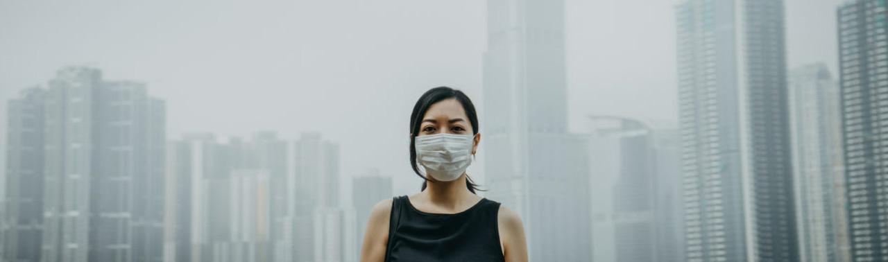 کرونا ویروس در ذرات آلاینده هوا شناسایی شد