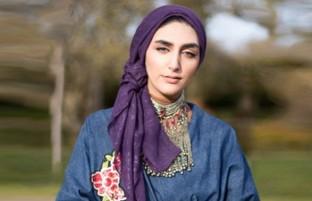 مارینا خان، طراح بریتانیایی-افغان مد تلاقی شرق و غرب را متحول می کند