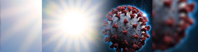 آیا نور خورشید کرونا ویروس را از بین می برد؟