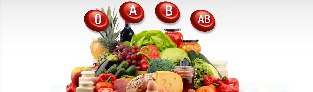 رژیم غذایی متناسب با گروه خونی شما چیست؟