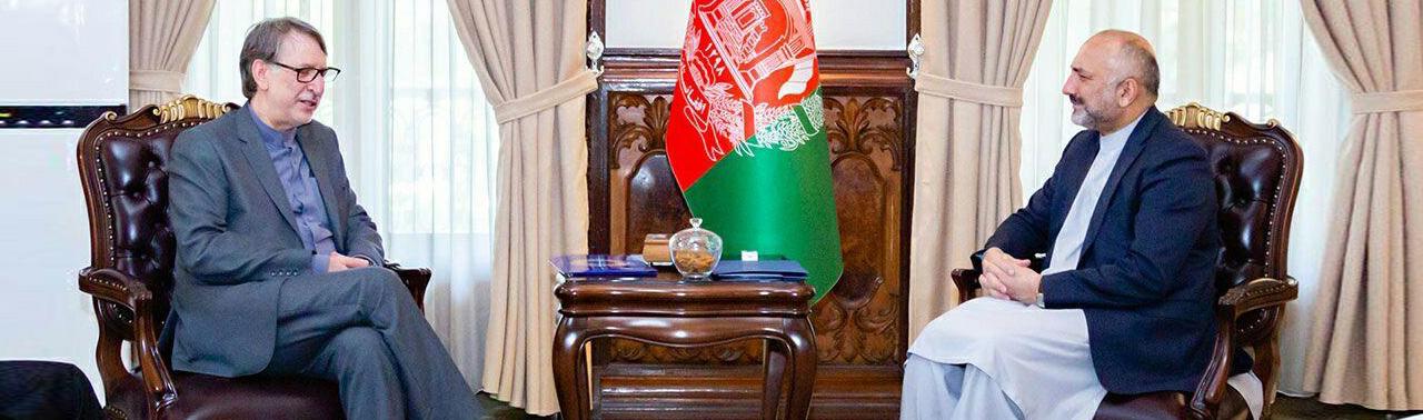 هیئت دیپلماتیک ایران به هدف بررسی رویداد شکنجه کارجویان افغان وارد کابل شد