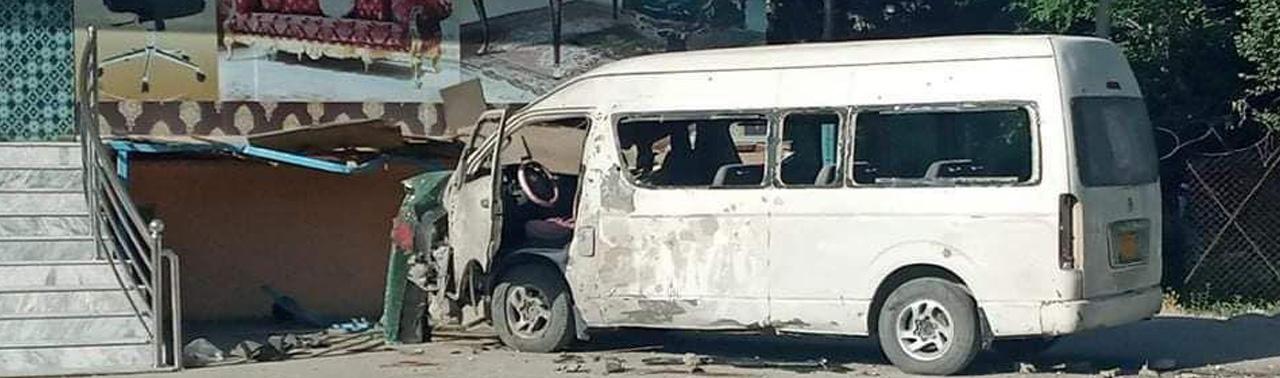 حمله دیگر بر جامعه رسانه ای افغانستان؛ دو خبرنگار قربانی شبکه خورشید چه کسانی بودند؟