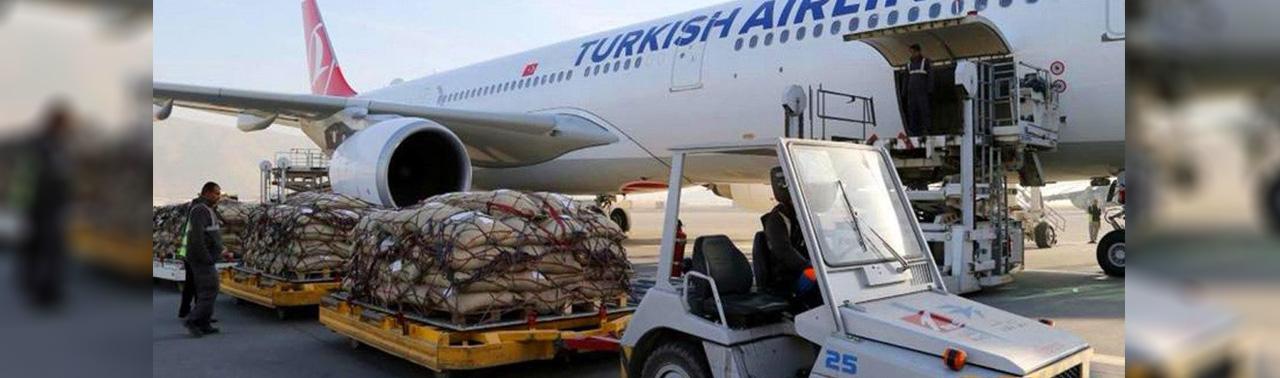 آغاز مجدد صادرات به اروپا؛ انتقال ۲۹ تن اموال تجارتی از طریق دهلیز هوایی