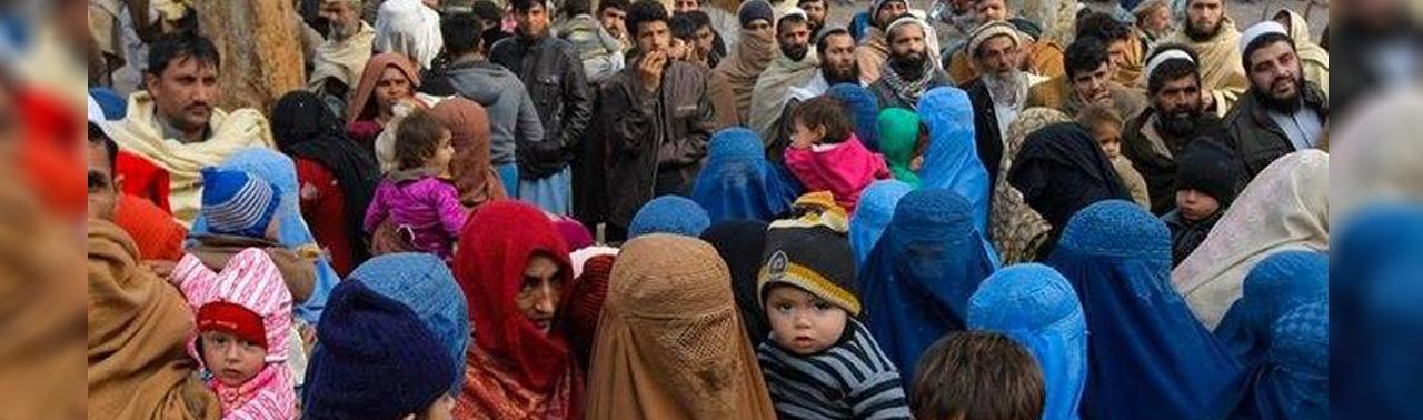 شش و نیم میلیون مهاجر؛ امریکا ۱۸ میلیارد افغانی برای حمایت از مهاجران افغان کمک میکند