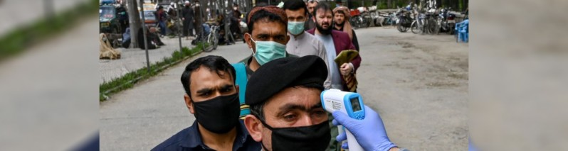 از کمبود اکسیجن تا افزایش بیماران کرونایی؛ وضعیت ویروس کرونا در ننگرهار چگونه است؟