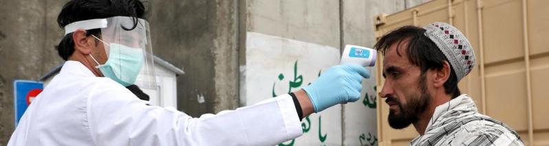 جان باختن ۳۶ فرد مبتلا به کرونا در ۲۴ ساعت؛ شمار مبتلایان در افغانستان از مرز ۳۰ هزار تن گذشت