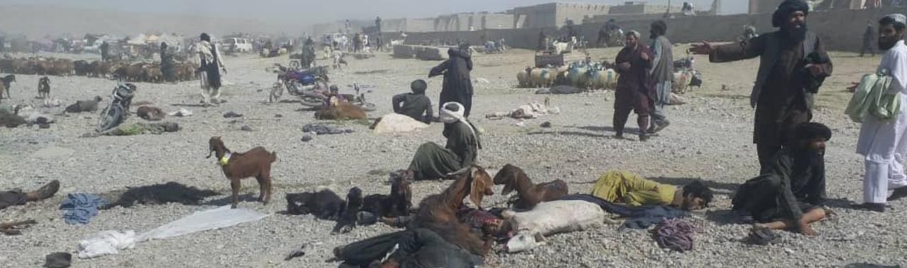 تلفات خونین غیرنظامیان در هلمند؛ یوناما: کار ارتش بوده است