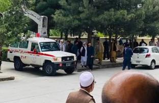 انفجار در مسجدی در کابل جان ۴ تن را گرفت