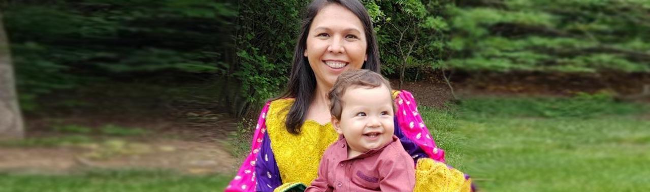 دختر غوری با اصالت دایکندی در مسیر کنگره آمریکا؛ زینب محسنی کیست؟