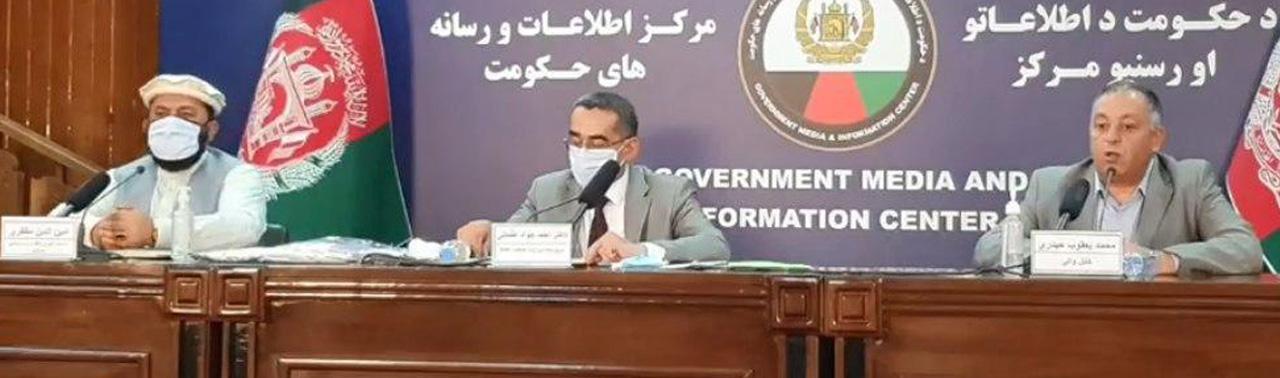 ثبت ۳۱۴ مورد تازه؛ از انتقادات والی کابل تا ترویج  استفاده از ماسک از سوی وزارت صحت