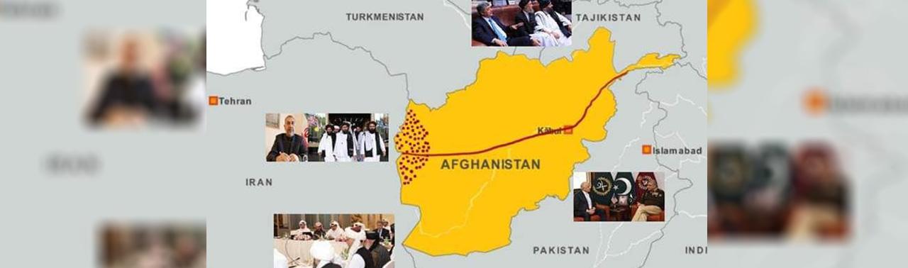 نقشهتجزیه؛ منظور احمدولی مسعود از تقسیم سرزمین چیست؟