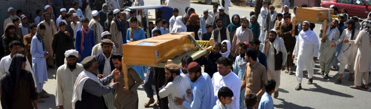کشته و زخمی شدن ۱۳۹ غیرنظامی از سوی طالبان در یک هفته گذشته