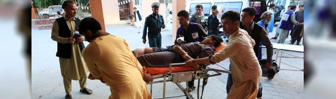 در یک ماه گذشته ۴۲۰ غیرنظامی از سوی طالبان کشته و زخمی شده اند