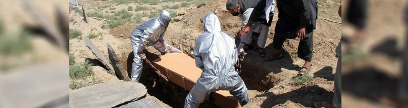 شمار قربانیان ویروس کرونا در افغانستان از مرز یک هزار تن گذشت