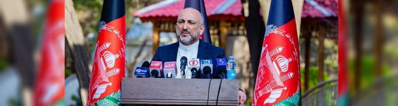 اتمر: هیچ قانونی اجازه رهایی ۶۰۰ زندانی طالب را نمی دهد/ دوازده کشور آماده میزبانی گفتوگوهای صلح اند