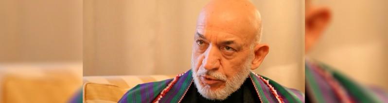کرزی خواهان ادامه آتش بس و تسریع روند گفتگوهای بین الافغانی از سوی دولت و طالبان شد
