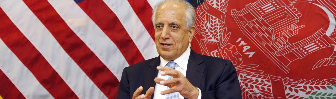 کاهش سربازان امریکایی از افغانستان؛ خلیلزاد: با نزدیک شدن فرصت صلح تلاش «تخریبکاران» بیشتر می شود