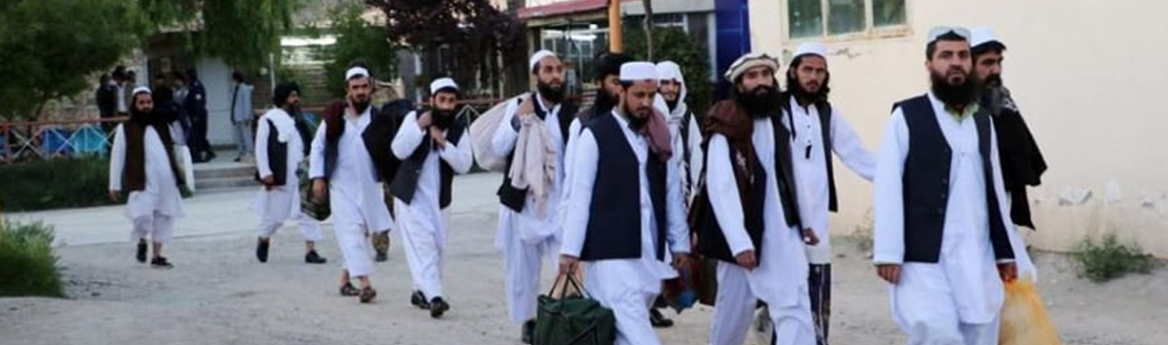 ۵۰ زندانی مجرم طالبان رها شده اند؛ آیا تحولات جاری به مذاکرات بین الافغانی می انجامد؟
