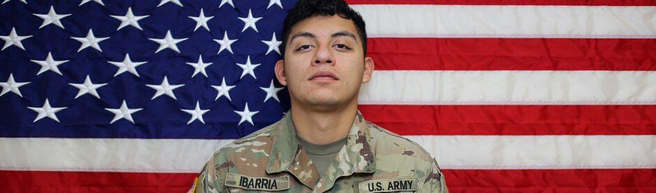 جان باختن یک سرباز امریکایی در فراه