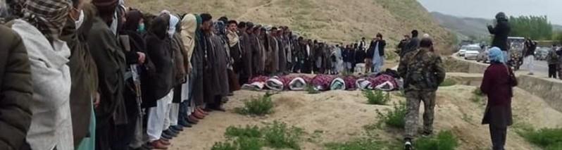 در سه روز اعلام آتش بس ۶۰ غیرنظامی از سوی طالبان کشته و زخمی شده اند