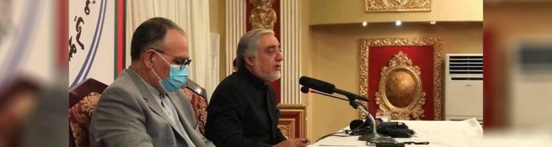عبدالله: سه روز پس از رهایی ۴۰۰ زندانی طالبان مذاکرات بین الافغانی آغاز می شود