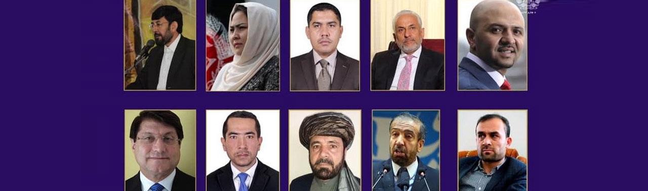 نامزد وزیران دسته سپیدار معرفی شدند