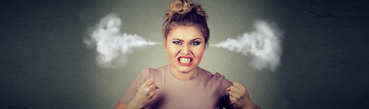 دانشمندان توضیح می دهند: عصبانیت چاق تان می کند