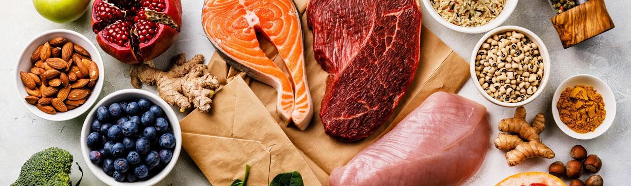 ۱۰ غذای سرشار از پروتئین که کمک تان می کنند سریع تر وزن کم کنید