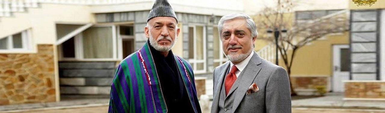 نوید از پیشرفت مصالحه در پیام های عبدالله و کرزی در سالروز استقلال افغانستان