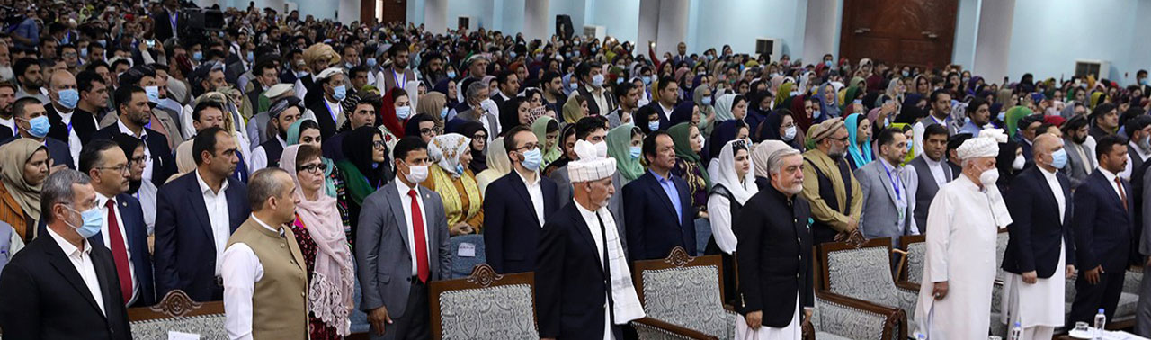 از استقبال اشرف غنی تا آرزوهای حامد کرزی: مسائل مورد توافق در قطعنامه جرگه مشورتی صلح چیست؟