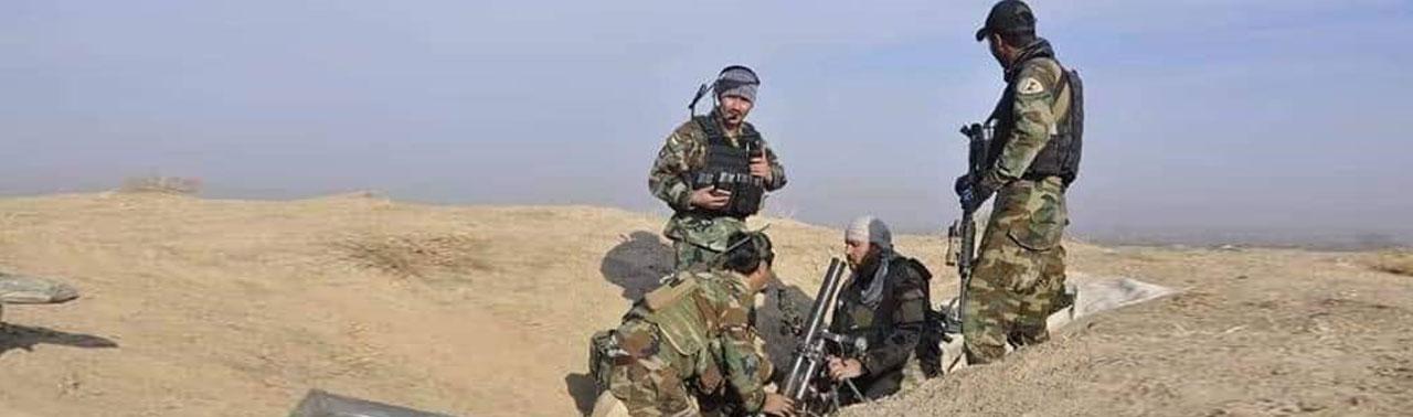 ادامه درگیری ها؛ وزارت دفاع از کشته و زخمی شدن ۳۳ شورشی طالبان در بلخ و بادغیس خبر داد