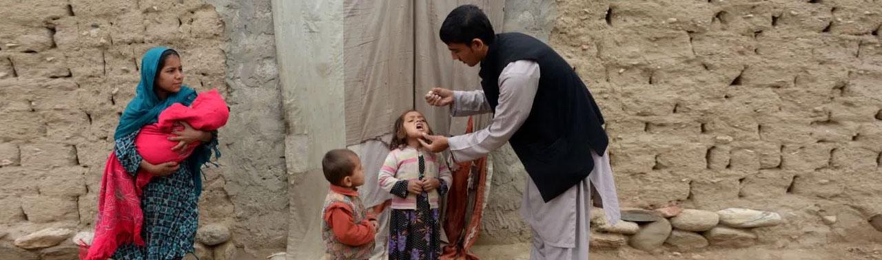 چالش تازه صحی؛ واقعات مثبت پولیو در افغانستان افزایش یافته است