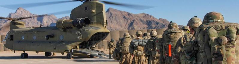 صدور فرمان خروج نیروهای آمریکایی از افغانستان؛ غنی با وزیر دفاع آمریکا گفتگوی تلیفونی کرد