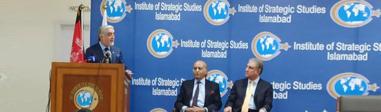 عبدالله در پاکستان؛ چشم به راه گامهای عملی مشترک در مسیر صلح هستیم!