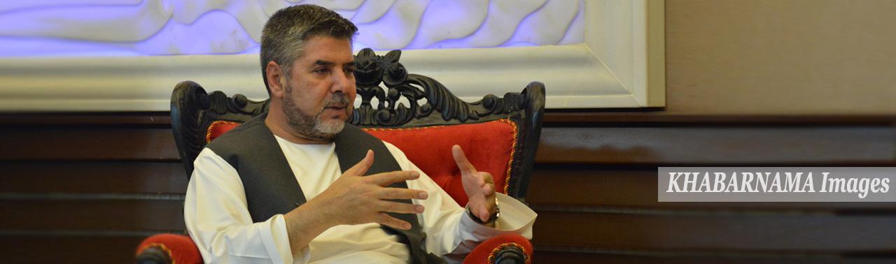 از صلح نیابتی تا حکومت موقت؛ گفتگو با رحمت الله نبیل