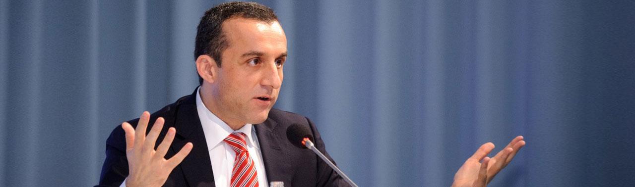 صالح: طالبان گروه «کوچک زشت و خشن» است/ منتظر ذوب آن ها در کوره جامعه باشید