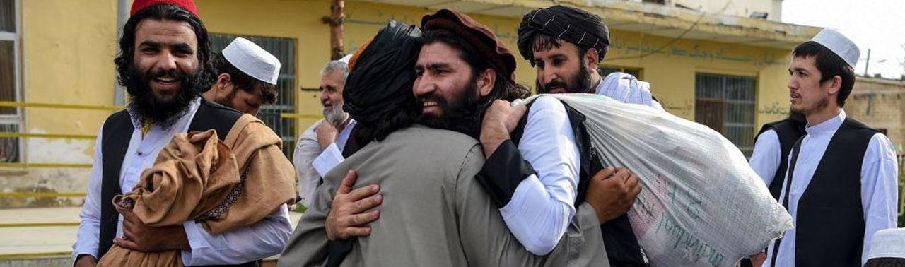 اکثر طالبان آزاد شده توسط حکومت افغانستان به جبهه جنگ بازگشته اند