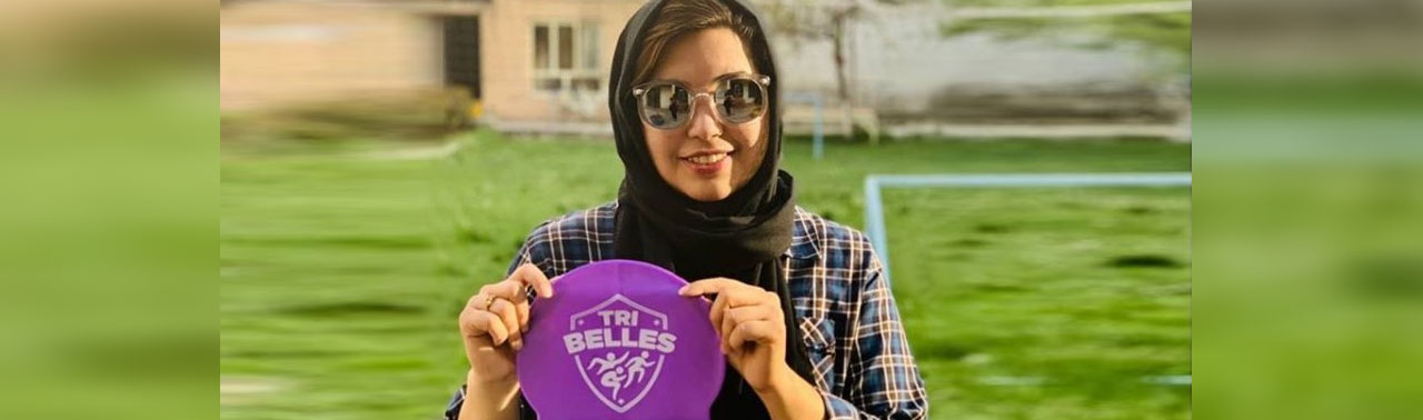 دختری با اراده آهنین؛ زینب رضایی چهارمین زن دونده التراماراتون افغانستان کیست؟