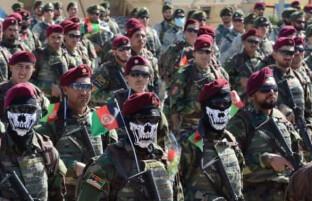 بریتانیا متعهد شده است که ۷۰ میلیون پوند به نیروهای امنیتی و دفاعی افغانستان کمک کند