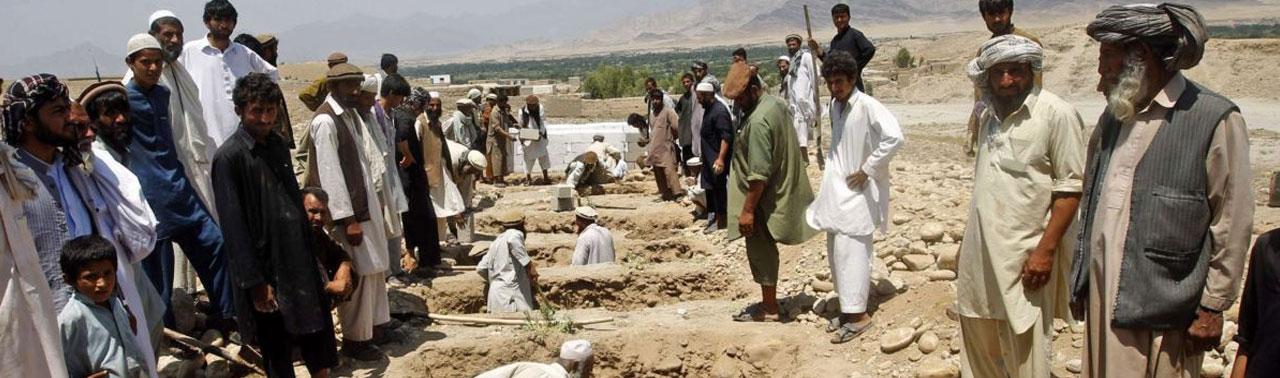 افغانستان مرگبار ترین منطقه برای غیرنظامیان؛ در نه ماه اخیر نزدیک به شش هزار غیرنظامی کشته و زخمی شده اند