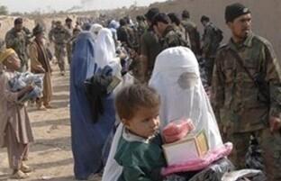 درگیری های اخیر؛ از بیجا شدن ۳۹ هزار غیرنظامی تا کشته شدن ۸۴۰ طالب در ۲۸ روز گذشته