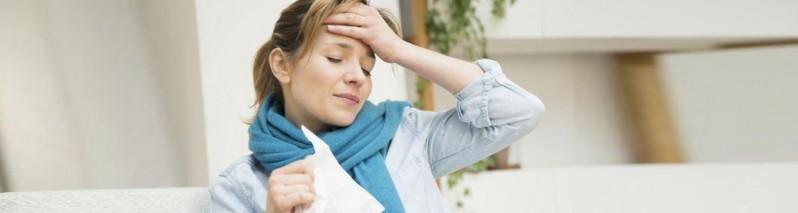درمان خانگی تب: ۷ راهکار ساده برای پایین آوردن تب
