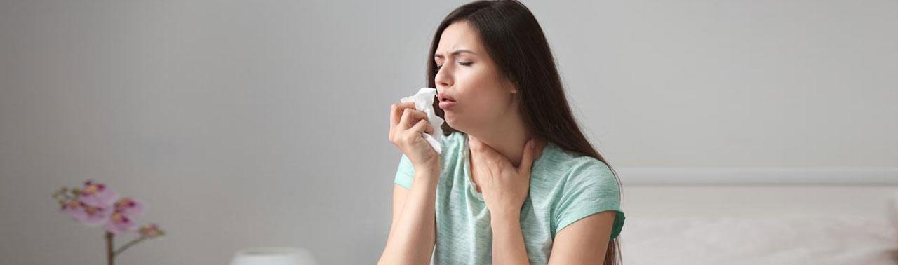 درمان خانگی سرفه خشک: ۷ راهکار موثر برای تسکین سرفه خشک در خانه