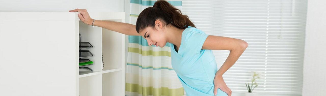 درمان های خانگی کمردرد: ۸ راهکار موثر که درد کمر را در خانه تسکین بدهید