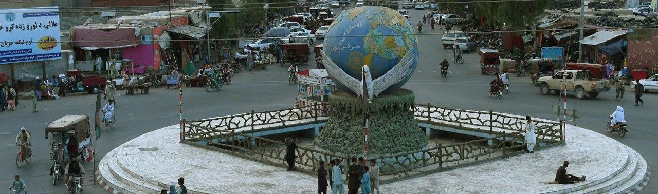 ادامه درگیری ها در هلمند؛ حوزه چهام امنیتی شهر لشکرگاه بدست طالبان سقوط کرد