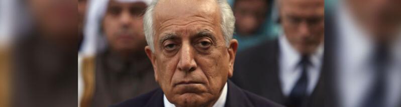 آغاز سفر با ناامیدی؛ خلیلزاد: رقابت سیاسی مبنای جنگ جاری افغانستان است