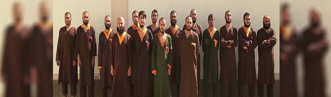 یک شبکه ۱۵ نفری ترور طالبان در کابل منهدم شد