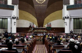 تعلیق نشست ارائه برنامههای ۶ نامزد وزیر؛ مجلس نمایندگان به گفته های صالح واکنش نشان داد